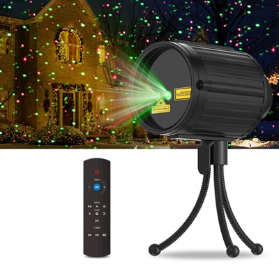 1. AwesomeWare Laser Lights Projector Lights