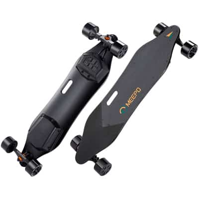 7. MEEPO Electric Skateboard & Longboard