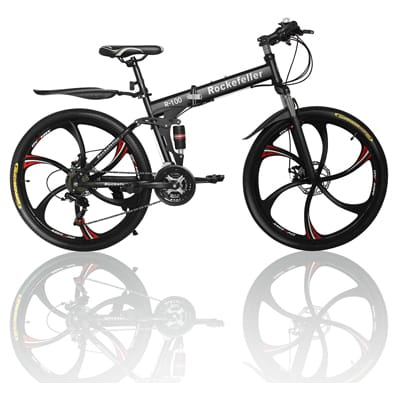 4. Outroad Road Bike/Mountain Bike