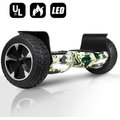6. EPCTEK off- Road Hoverboard