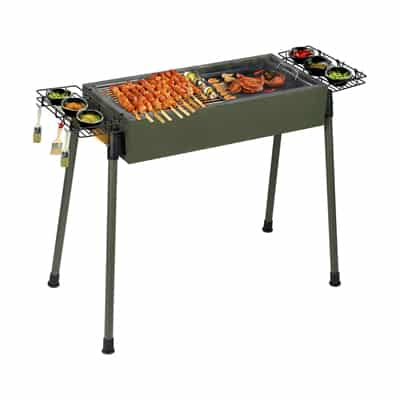 5. Uten Barbecue Charcoal Grill