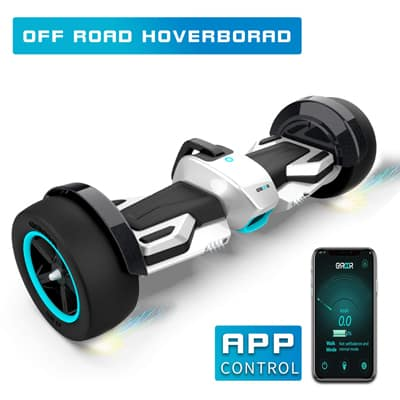 3. Fitness club G-F1 Off-Road Hoverboard