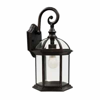 9. Trans Globe Lighting Wall Lantern