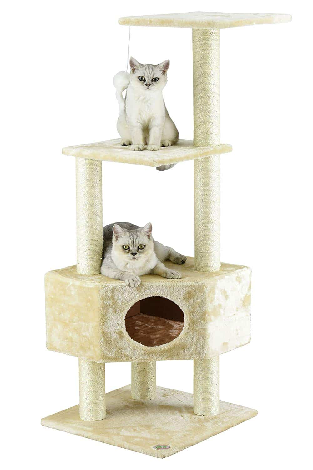 6. GoPet Club Cat Tree
