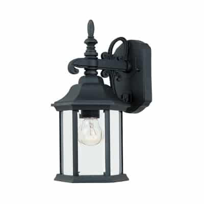 7. Designers Fountain Outdoor Wall Lantern