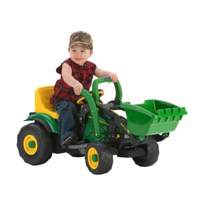 3. Peg Perego John Deere Mini Power Loader