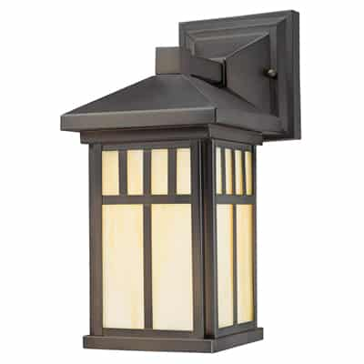 11. Westinghouse Lighting Wall Lantern