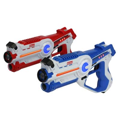 7. Kidzlane Infrared Laser Tag Game for Indoor and Outdoor