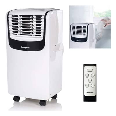 9. Honeywell MO08CESWK Compact Portable Air Conditioner