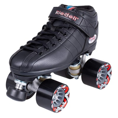8. Riedell R3 Quad Roller Skates for Outdoors and Indoors