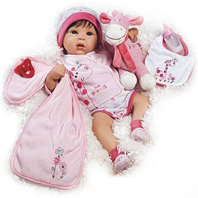1. Paradise Galleries Tall Dreams Reborn Baby Doll