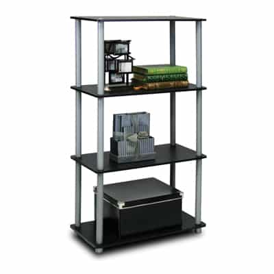 2. Furinno Multi-purpose shelf
