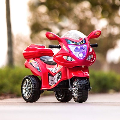 8. Best Choice Products Kids Ride