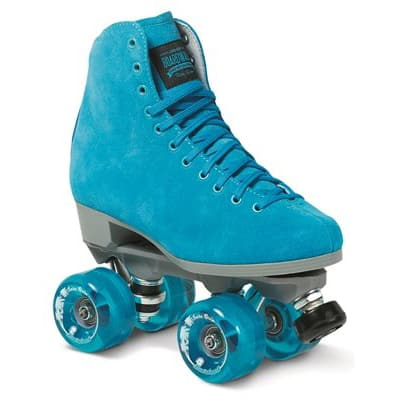 6. Sure-Grip Blue Boardwalk Outdoor Skates