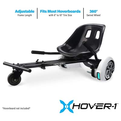 1. Hover-1 Buggy Attachment for Hoverboard Scooter