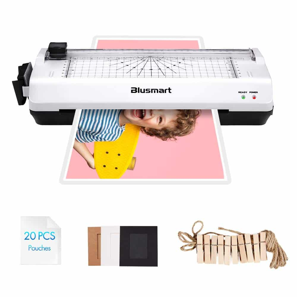 4. Bluesmart 5-in-1 Laminator Set