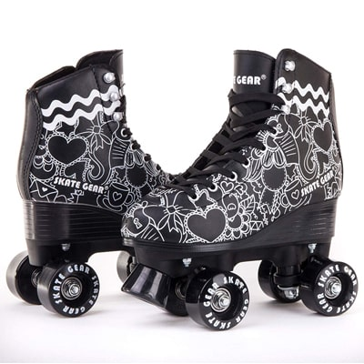 7. The C Seven Retro Outdoor Skates