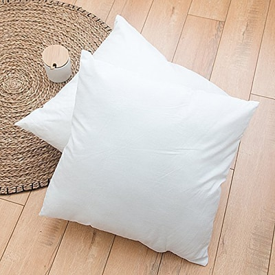 2. IZO Home Goods Premium Outdoor Hypoallergenic Pillow Insert
