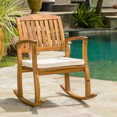 10. Christopher Knight Home Sadie Rocking Chair