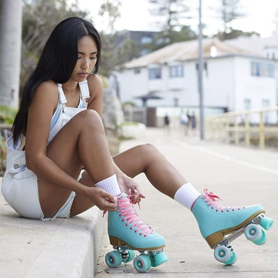 3. The Impala Lace-Up Roller-skates for Women