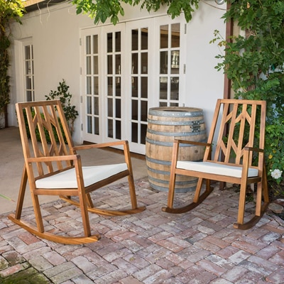 11. Christopher Knight Home Monterey Rocking Chair