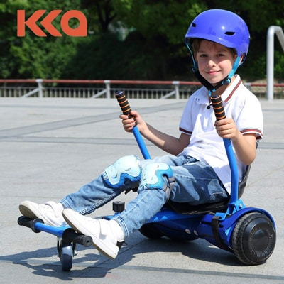 8. KKA Hoverboard Accessories, Hoverboard Seat Attachment