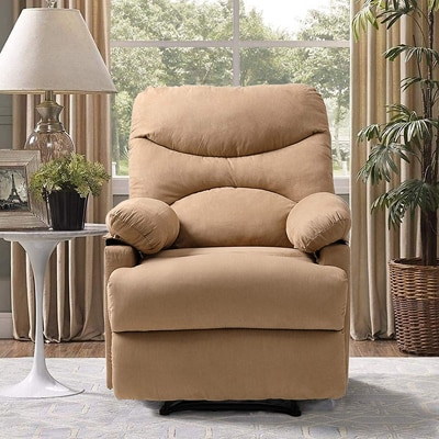 9. Vosson Ergonomic Chair and a half recliner