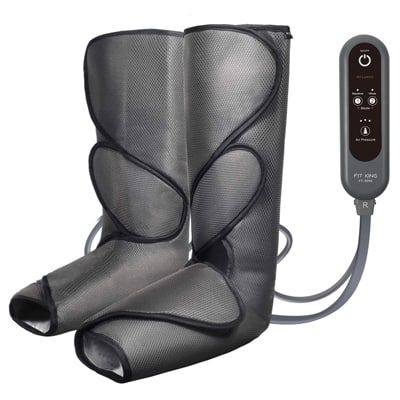 1.  FIT KING Leg Air Massager for Foot and Calf