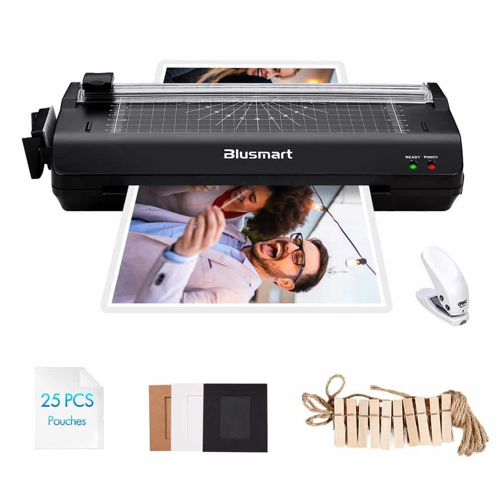 9. Blusmart Multiple Function Laminator