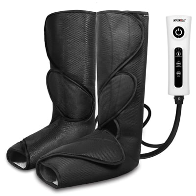 8. CINCOM Leg Massager for Foot Calf