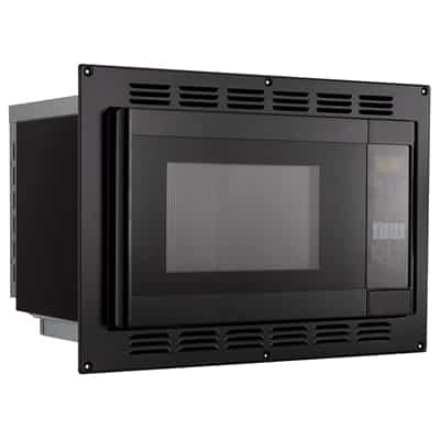 6. RecPro RV Convection Microwave