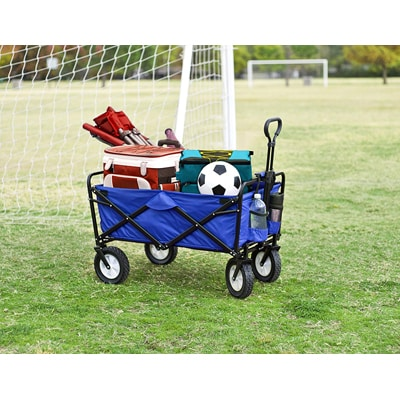 1. Mac Sports Collapsible Folding Outdoor Utility Wagon