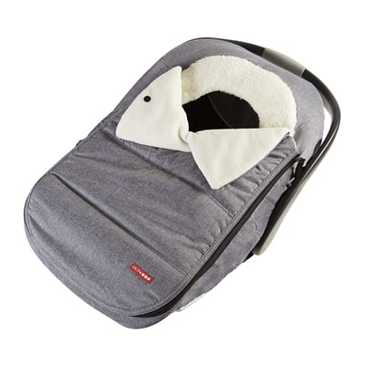 9. Skip Hop Stroll & Go Infant and Toddler Automotive Car Seat Cover