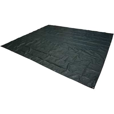 2. Amazon Basics Camping Tarp