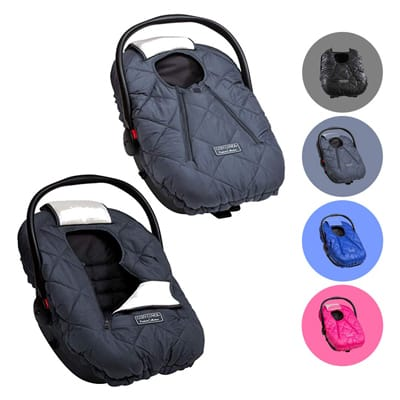 7.  Cozy Cover Premium Infant Car Seat Cover