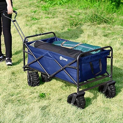 5. Sekey Folding Wagon Cart