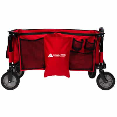 9. Ozark Trail Folding Wagon
