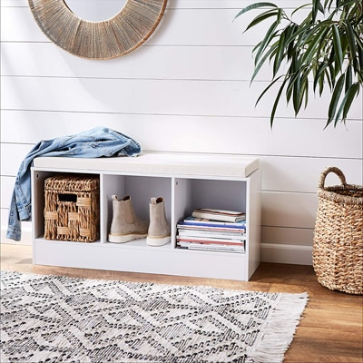 Miraculous 10 Best Entryway Benches In 2019 Closeup Check Bralicious Painted Fabric Chair Ideas Braliciousco