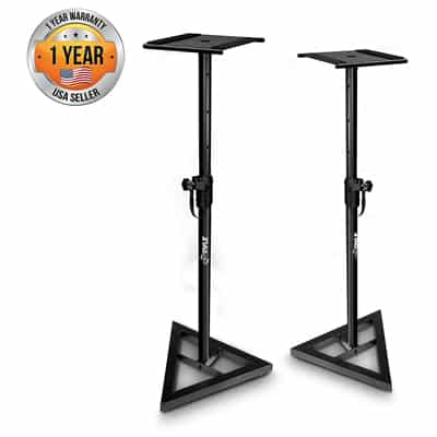 5. Pyle Speaker Stand