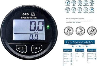 5. OZ-USA GPS Speedometer