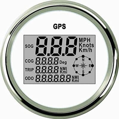 7. ELING Digital GPS Speedometer
