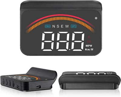 6. ACECAR GPS Interface Speedometer